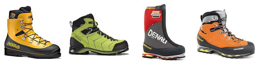 обувь для альпинизма