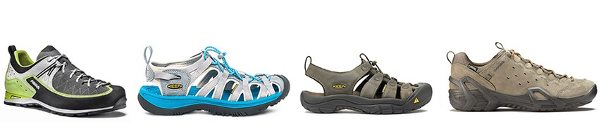 обувь для ххайкинга